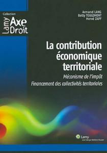 La contribution économique territoriale