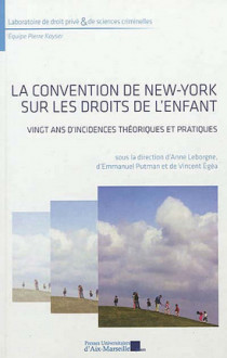 La Convention de New York sur les droits de l'enfant