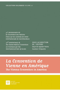 La convention de Vienne en Amérique