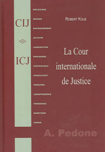 La Cour Internationale de Justice