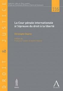 La Cour pénale internationale à l'épreuve du droit à la liberté