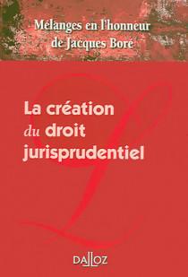 La création du droit jurisprudentiel