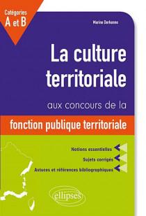 La culture territoriale aux concours de la fonction publique territoriale, catégories A et B