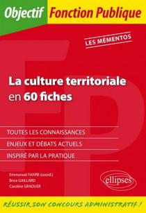 La culture territoriale en 60 fiches