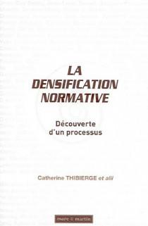 La densification normative
