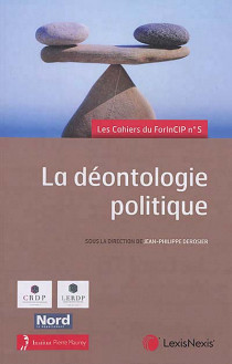 La déontologie politique