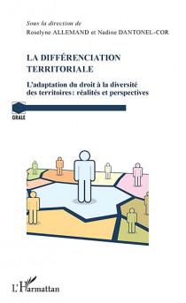 La différenciation territoriale