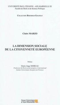 La dimension sociale de la citoyenneté européenne