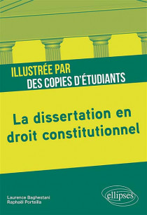 La dissertation en droit constitutionnel