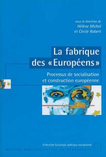 """La fabrique des """"Européens"""""""