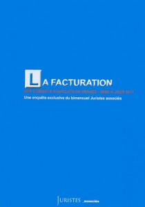 La facturation des cabinets d'avocats en France, mise à jour 2011
