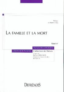 La famille et la mort