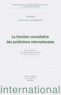 La fonction consultative des juridictions internationales