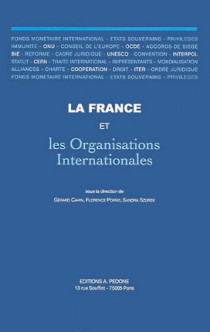 La France et les Organisations Internationales