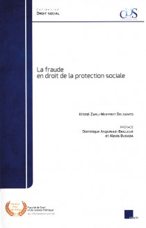 La fraude en droit de la protection sociale