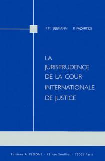 La jurisprudence de la Cour internationale de justice