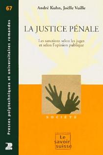 La justice pénale