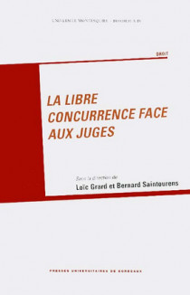 La libre concurrence face aux juges