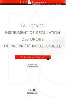 La licence, instrument de régulation des droits de propriété