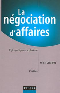 La négociation d'affaires