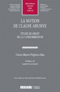 La notion de clause abusive