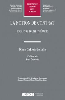 La notion de contrat