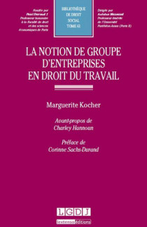 La notion de groupe d'entreprises en droit du travail