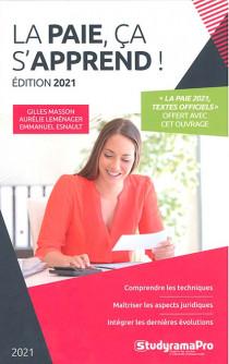 La paie, ça s'apprend ! Édition 2021 (2 volumes)