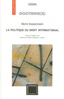 La politique du droit international