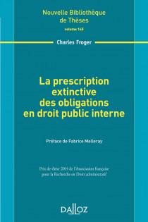 La prescription extinctive des obligations en droit public interne