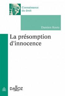 La présomption d'innocence