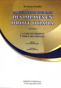 La prévention et le recouvrement des impayés en droit OHADA