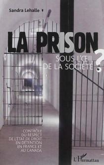La prison sous l'oeil de la société ?