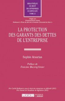 La protection des garants des dettes de l'entreprise