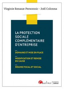 La protection sociale complémentaire d'entreprise [EBOOK]