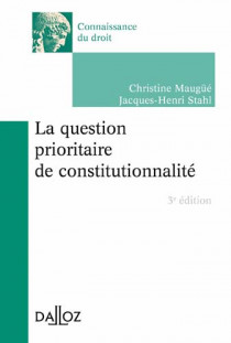 La question prioritaire de constitutionnalité
