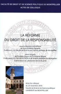 La réforme du droit de la responsabilité