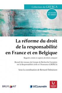 La réforme du droit de la responsabilité en France et en Belgique