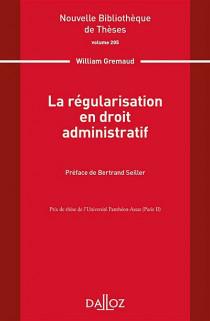 La régularisation en droit administratif
