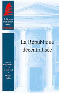 La République décentralisée