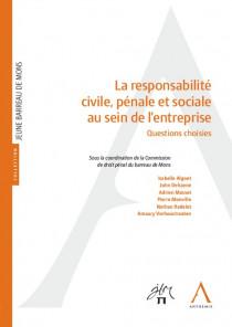 La responsabilité civile, pénale et sociale au sein de l'entreprise