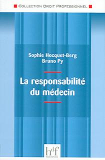 La responsabilité du médecin