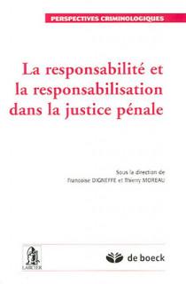 La responsabilité et la responsabilisation dans la justice pénale