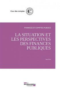 La situation et les perspectives des finances publiques