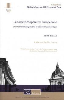 La société coopérative européenne