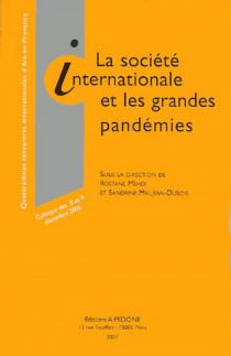 La société internationale et les grandes pandémies