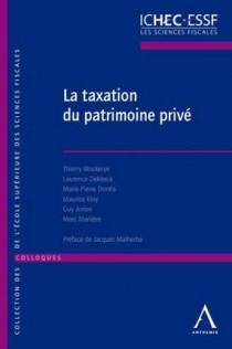 La taxation du patrimoine privé