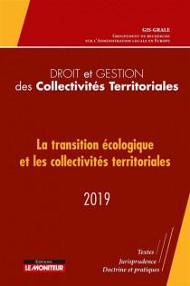 La transition écologique et les collectivités territoriales 2019