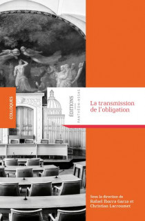 La transmission de l'obligation