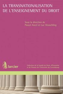 La transnationalisation de l'enseignement du droit